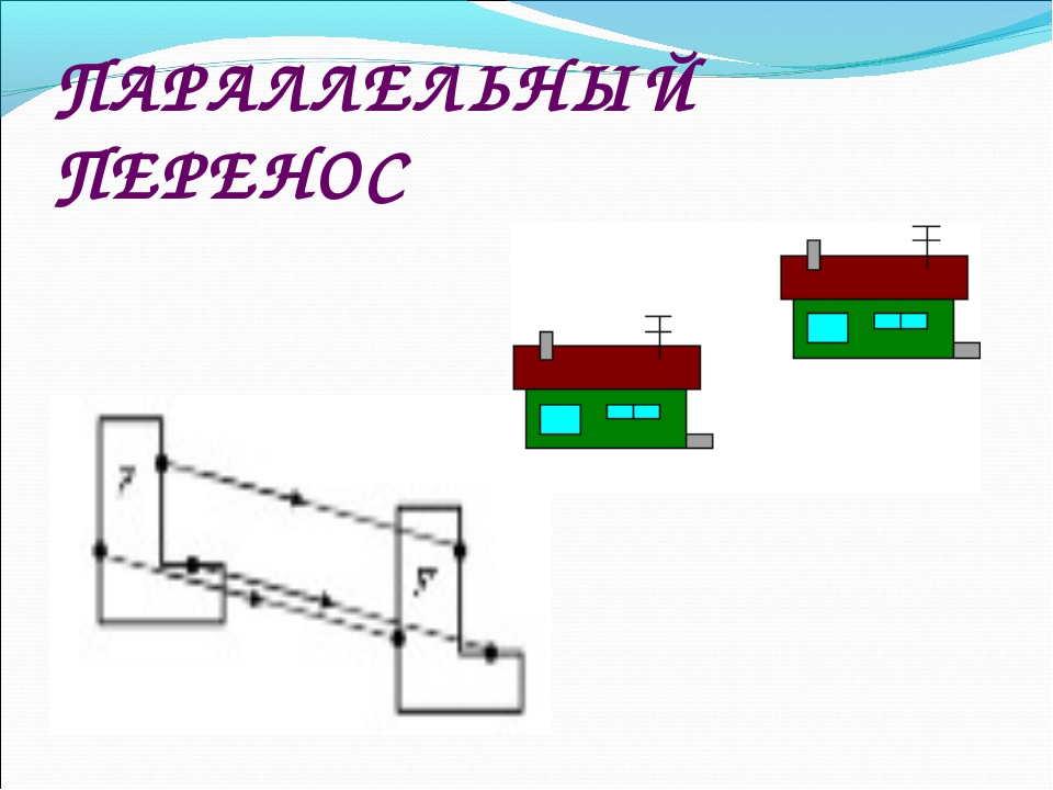 ПАРАЛЛЕЛЬНЫЙ ПЕРЕНОС