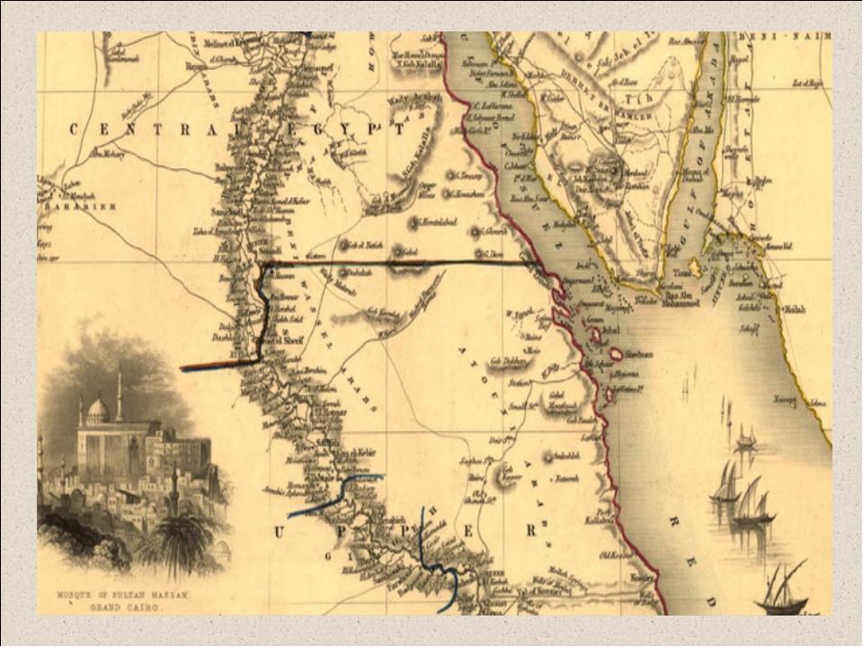 По представлению христиан, Палестина - Святая земля: здесь жил и был распят И...