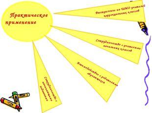 Выступление на ШМО учителей коррекционных классов Сотрудничество с учителями