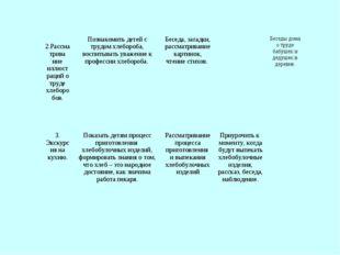 2.Рассматрива ние иллюст раций о труде хлеборобов.Познакомить детей с трудо