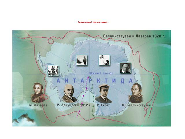 Антарктиданың зерттелу тарихы