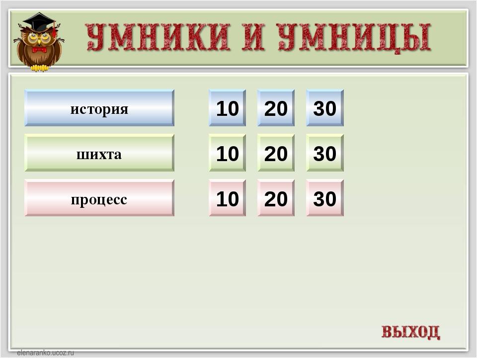 10 20 30 10 20 30 10 20 30 история шихта процесс