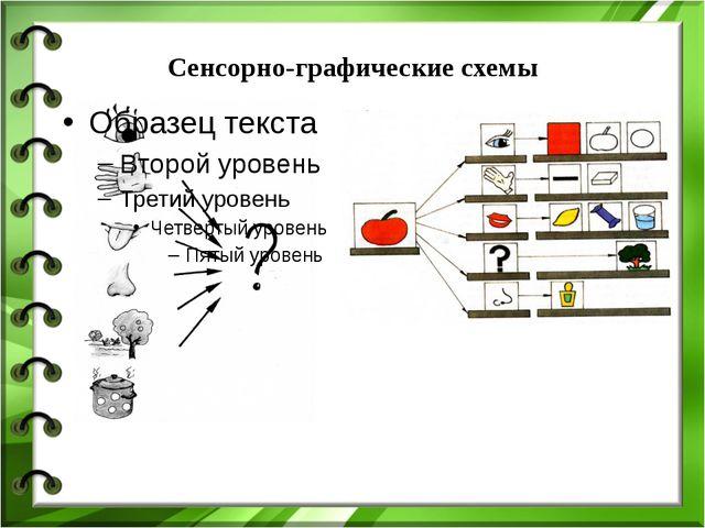 Сенсорно-графические схемы
