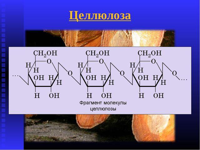Целлюлоза