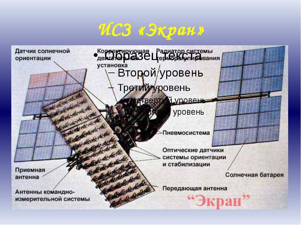 ИСЗ «Экран»