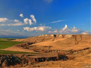 Национальный парк «Сенгилеевские горы»