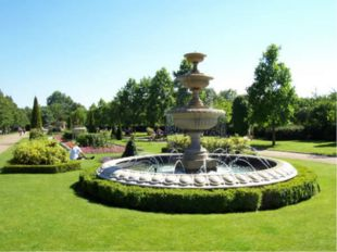 Regent's Park is one of the Royal Parks of London. It contains Regent's Colle
