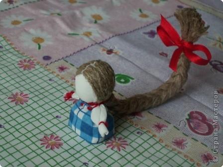 Информационно – практический проект по теме: «Куклы – обереги в жизни людей»