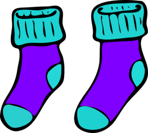 http://www.clker.com/cliparts/y/W/P/O/8/J/turquoise-purple-sock-md.png