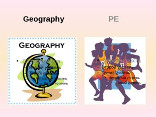 Geography PE