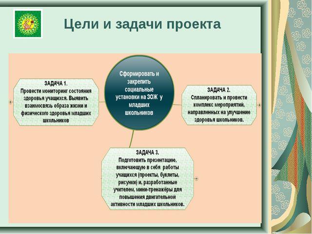 Цели и задачи проекта
