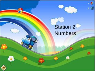 Station 2 Numbers