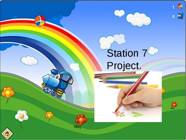 Station 7 Project.