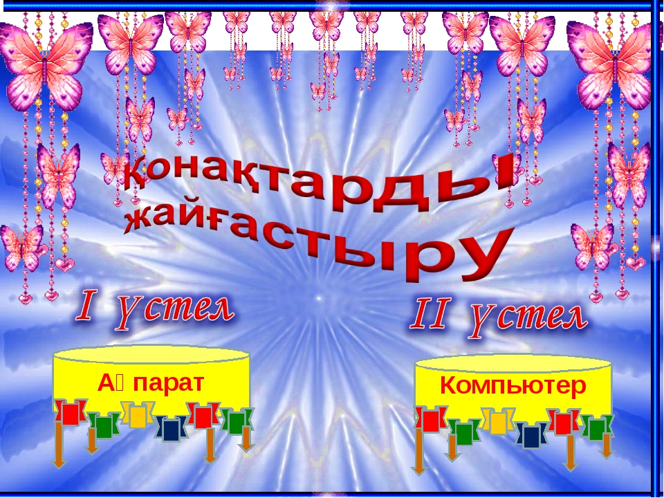 Ақпарат Компьютер