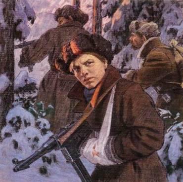 Пионер-герой Марат Казей