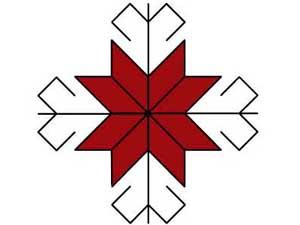 Орнамент на марийском национальном костюме - Солнце (Кече)