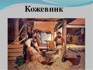 Кожевник